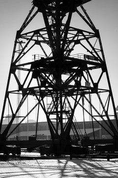 crane fundations