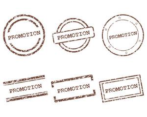 Promotion Stempel