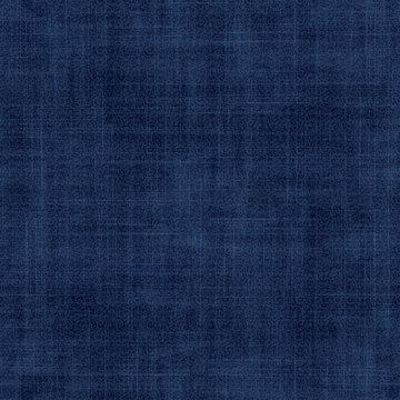 Denim fabric texture. Seamless abstract pattern. Dark blue jeans. Vector, EPS 10
