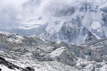 Akkem Glacier, Altai Mountains, Russia