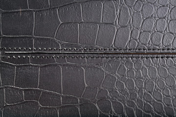leather  background texture  at dry day