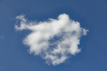 Clouds in blus ksy