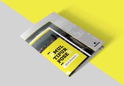 Multipurpose Bifold Brochure Layout