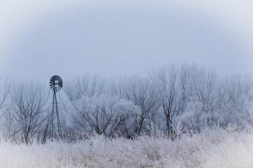 Frozen Mill