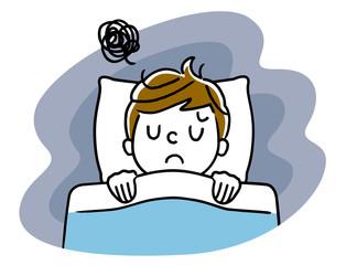 睡眠:男の子