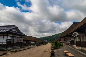 Fukushima Prefecture Ouchi inn