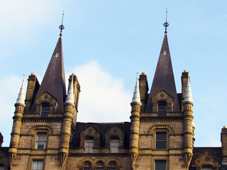 neo gothic building