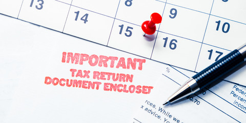 Important Tax Day