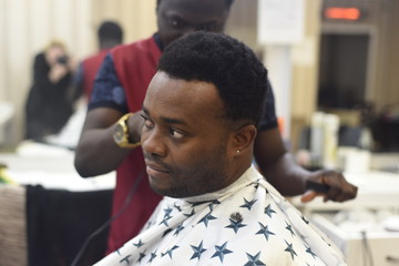 African American Barbershop Photos Royalty Free Images Graphics