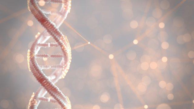 DNA genetic material