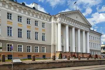 University of Tartu main building, Estonia