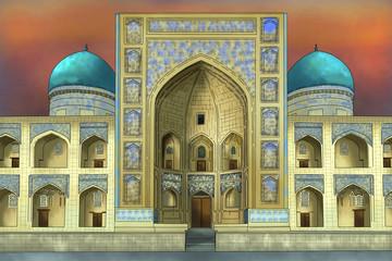 Semerkand mosque