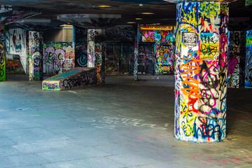 Grafitti Skatepark