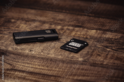 Storage device such as SD card, usb flash drive, external