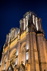 Notre Dame in Nizza, Frankreich