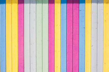 colorful wooden background texture