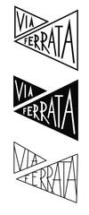 Via Ferrata Logo