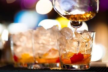 Spoed Foto op Canvas Alcohol Drinks