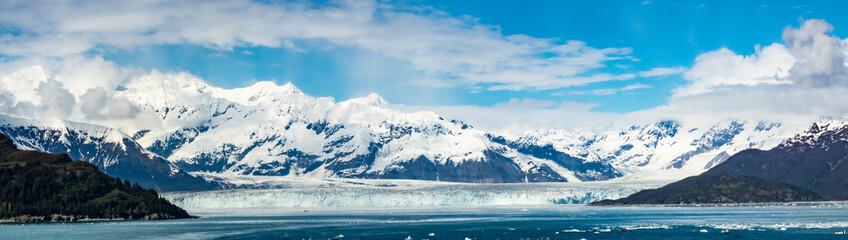 Hubbard Glacier Panorama