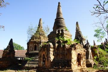 Nyaung Ork in Myanmar