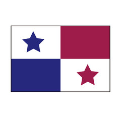 パナマ共和国旗