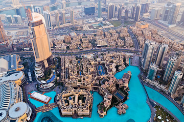 At the Top Burj Lake, Burj Khalifa