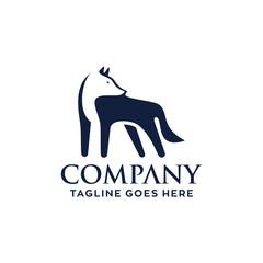 Fox Marketing Logo Business Template