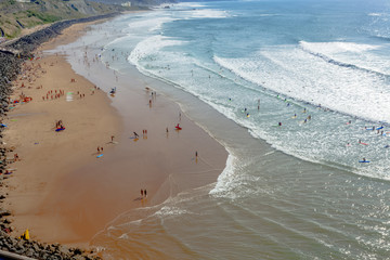 Plage du pays Basque
