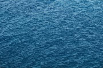 ocean surface aerial view