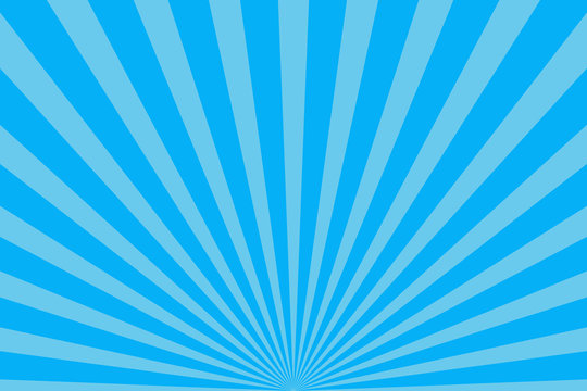 Abstract sun rays vector background