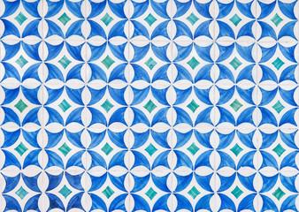 blue azulejos lisbon tile texture