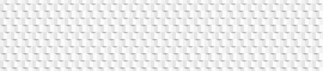 Banner mit Licht und Schatten weiß grau