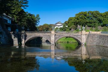 皇居正門石橋