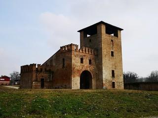 Mantova Italia località sparafucile