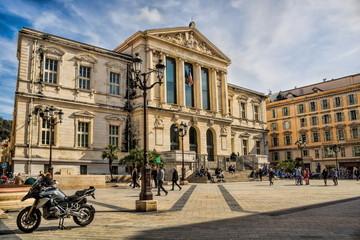 Palais de Justice in Nizza, Frankreich