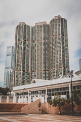 Fototapete - Honk Kong, November 2018 - beautiful city