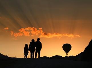 balloon Cappadocia turkey