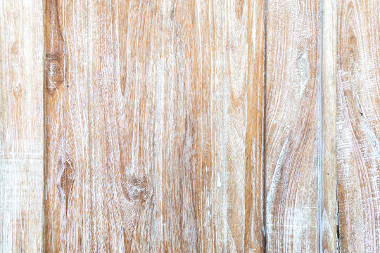 Old weathered texture of the teak wood.