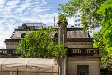 Casa das Rosas - São Paulo