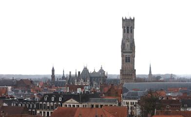 Belfry Tower of Bruges