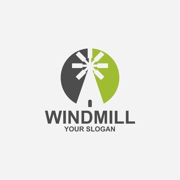 windmill logo template