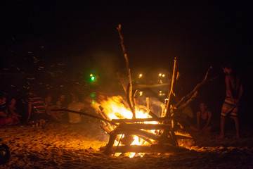 Lual - Trancoso - Fire