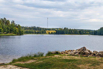 Puhajarv (Holy lake),  Estonia