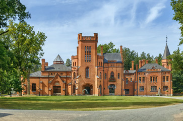 Sangaste Castle, Estonia