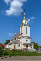 Church in Dukstas, Lithuania