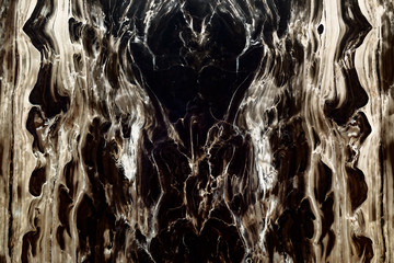 Natural marble texture (Cappuccino Marble) for background. Natural patterns for design.