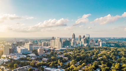 Atlanta City Views