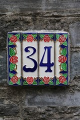 House number 34 in Italy