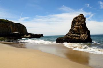 Davenport Beach, Davenport, California