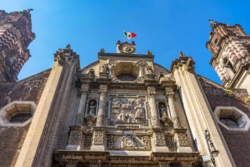 Templo de San Felipe Neri Church Mexico City Mexico